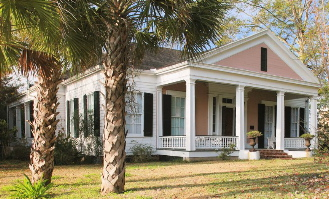 Stone House Bed and Breakfast, Natchez MS
